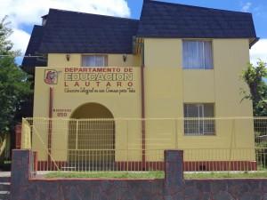 Nuestra Casa, Oficinas del DAEM Lautaro (Copy)